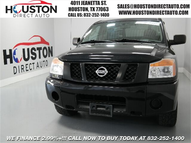 2011 Nissan Titan S Houston TX