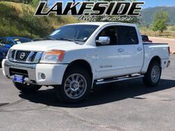 2011_Nissan_Titan_SL Crew Cab 4WD_ Colorado Springs CO