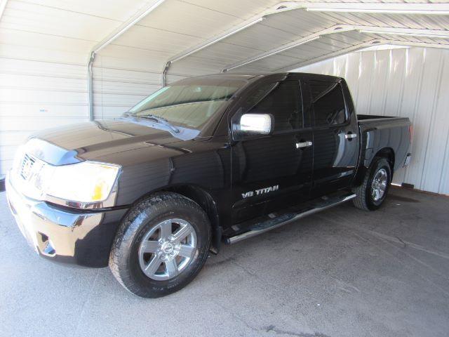 2011 Nissan Titan SV Crew Cab 2WD Dallas TX