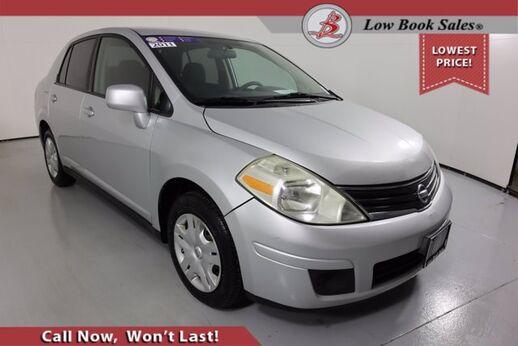 2011_Nissan_VERSA_1.8 S_ Salt Lake City UT