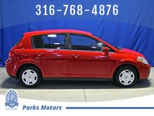 2011_Nissan_Versa_1.8 S_ Wichita KS