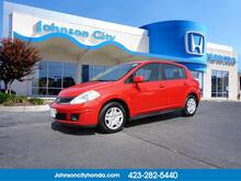 2011_Nissan_Versa_1.8 S_ Johnson City TN