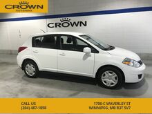 2011_Nissan_Versa_1.8 S **Low Kms** Reliable** Great Commuter**_ Winnipeg MB