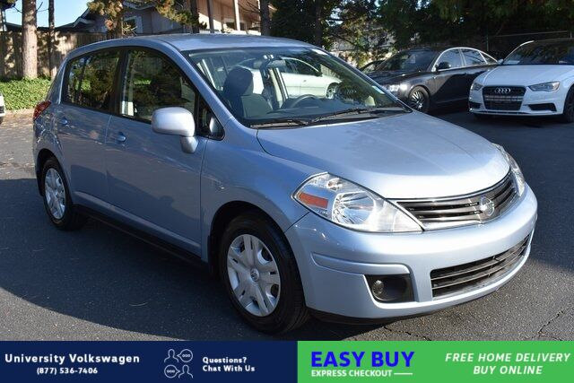 2011 Nissan Versa 1.8 S Seattle WA