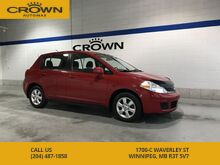 2011_Nissan_Versa_1.8 SL **No Accidents** Alloys** Low Kms** Remote Starter**_ Winnipeg MB