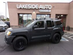 2011_Nissan_Xterra_Pro-4X 4WD_ Colorado Springs CO