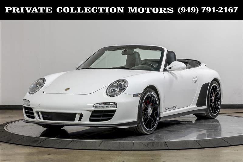 2011_Porsche_911_Carrera GTS 6 Speed_ Costa Mesa CA