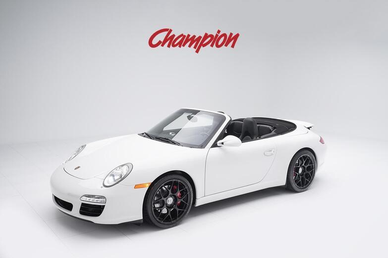 2011 Porsche 911 Carrera S Cab Pompano Beach FL