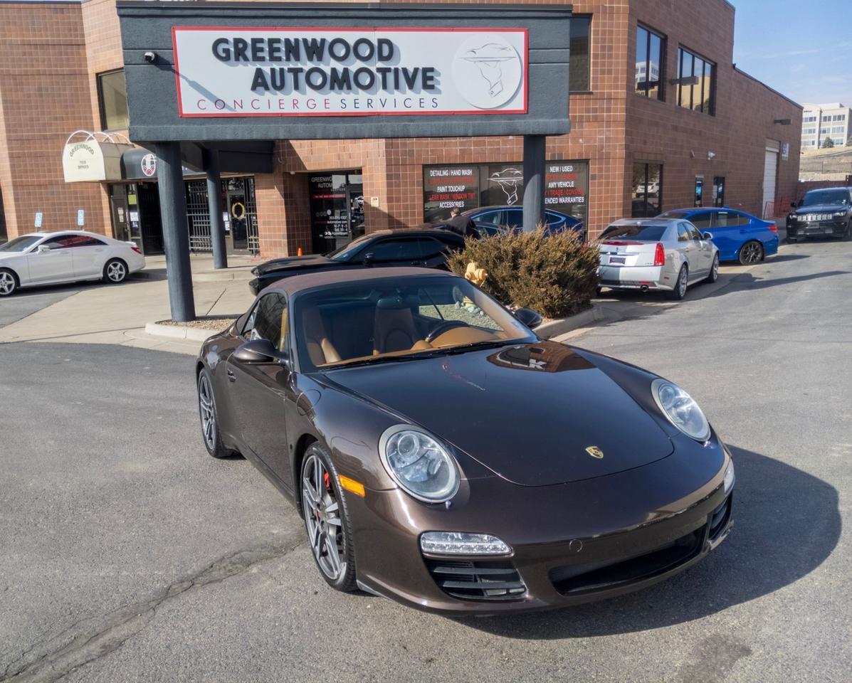 2011 Porsche 911 Carrera S Greenwood Village CO