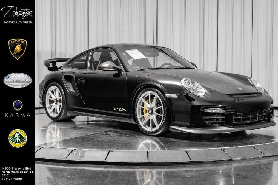 2011_Porsche_911_GT2 RS_ North Miami Beach FL