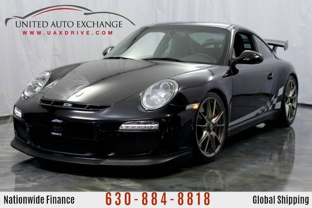 2011 Porsche 911 GT3 3.8L V6 435hp Engine RWD Manual Trans GT3 w/ Dynamic Engine Mounts, Front Axle Lifting System, Sound Package Plus, Bluetooth Connectivity, Sport Seats w/Alcantara Inlays Addison IL