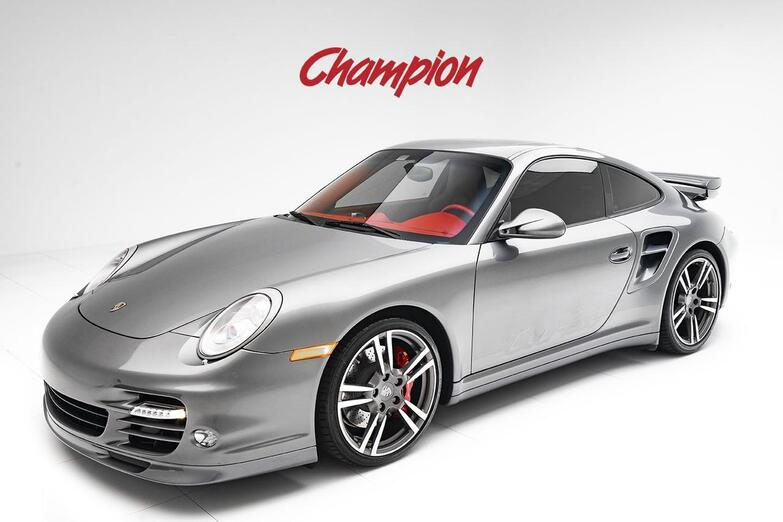 2011 Porsche 911 Turbo Pompano Beach FL