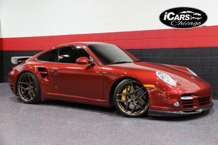 2011_Porsche_911_Turbo S 2dr Coupe_ Chicago IL