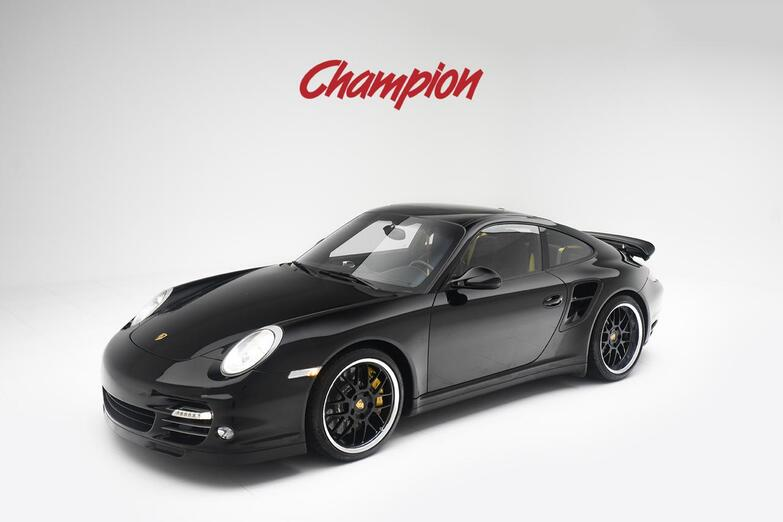 2011 Porsche 911 Turbo S Pompano Beach FL