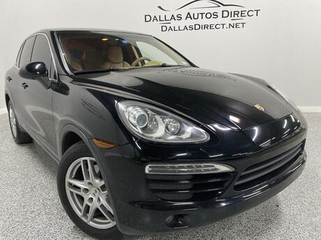 2011 Porsche Cayenne  Carrollton  TX