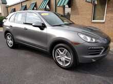 2011_Porsche_Cayenne_Base_ Knoxville TN