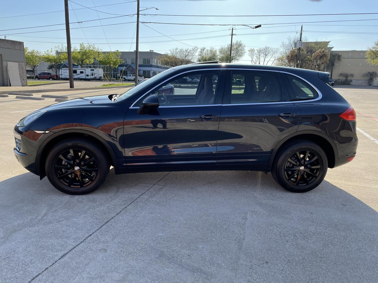 2011 Porsche Cayenne Platinum Edition (Tiptronic) Dallas TX