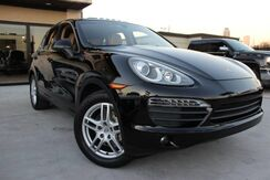 2011_Porsche_Cayenne_S NAVIGATION CLEAN CARFAX_ Houston TX