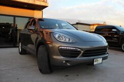 2011_Porsche_Cayenne_S NAVIGATION PANORAMIC ROOF HEATED COOLED SEATS_ Houston TX