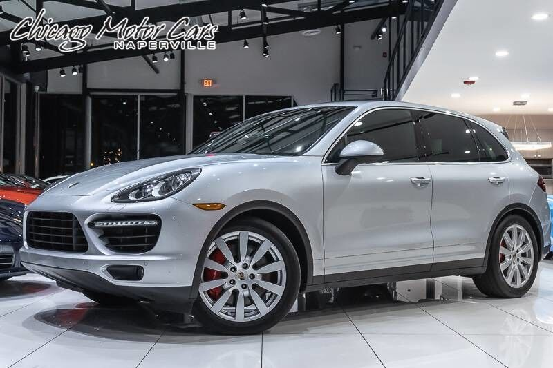 2011_Porsche_Cayenne_Turbo **115K+ MSRP**_ Chicago IL