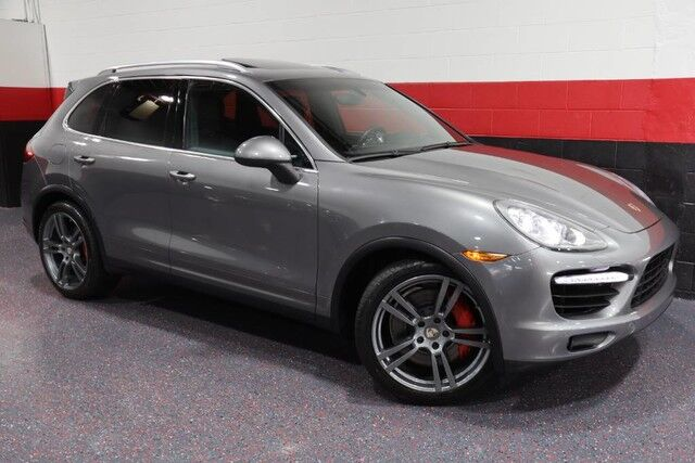 2011 Porsche Cayenne Turbo 4dr Suv Chicago IL