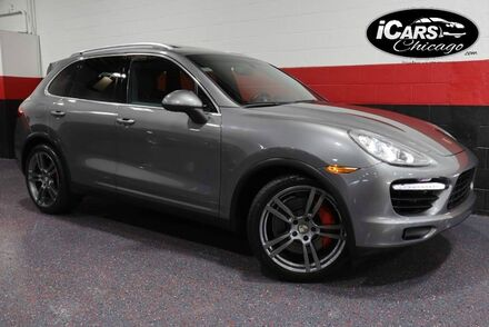 2011_Porsche_Cayenne Turbo_4dr Suv_ Chicago IL