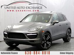 2011_Porsche_Cayenne_Turbo_ Addison IL
