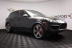 2011_Porsche_Cayenne_Turbo_ Houston TX
