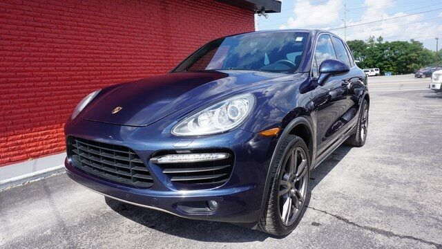 2011 Porsche Cayenne Turbo Indianapolis IN