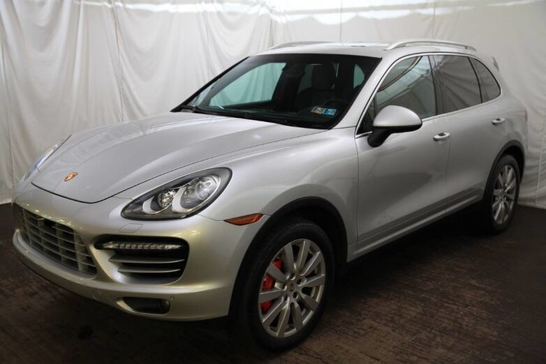 2011 Porsche Cayenne Turbo Pittsburgh PA