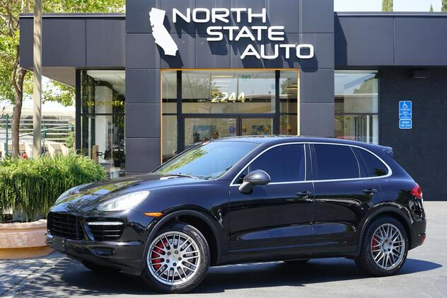 2011_Porsche_Cayenne_Turbo_ Walnut Creek CA