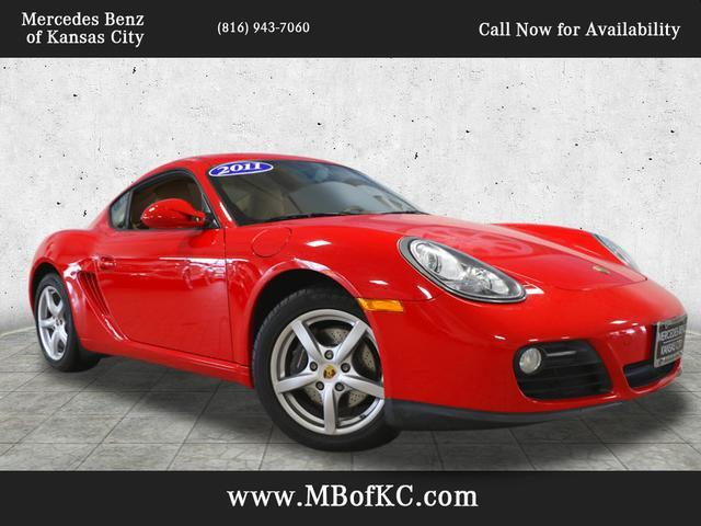 2011 Porsche Cayman  Kansas City MO