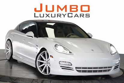 2011_Porsche_Panamera__ Hollywood FL