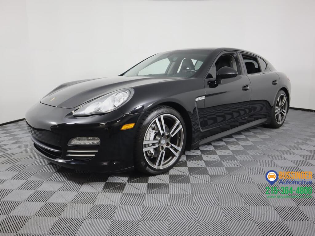 2011 Porsche Panamera 4 - All Wheel Drive Feasterville PA