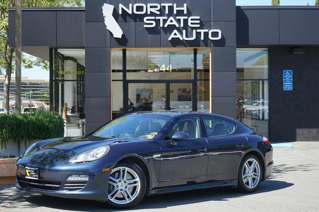 2011_Porsche_Panamera_4_ Walnut Creek CA