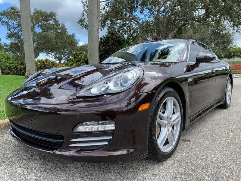 2011 Porsche Panamera 4S Hollywood FL