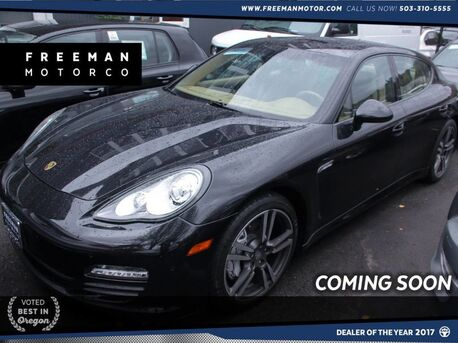 2011_Porsche_Panamera_Back-Up Cam w/Park Assist Heated Seats Nav_ Portland OR