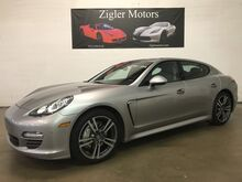 2011_Porsche_Panamera_S V8 One Owner Low Miles 34kMi 20 Wheels Prem. Pkg_ Addison TX