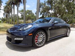 2011_Porsche_Panamera_Turbo_ Hollywood FL