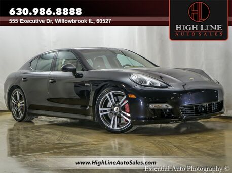 2011_Porsche_Panamera_Turbo_ Willowbrook IL