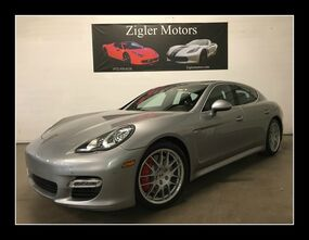 Porsche Panamera Turbo low miles 29kmi Clean Carfax!20'' Turbo Whls Sport Chrono Plus 2011