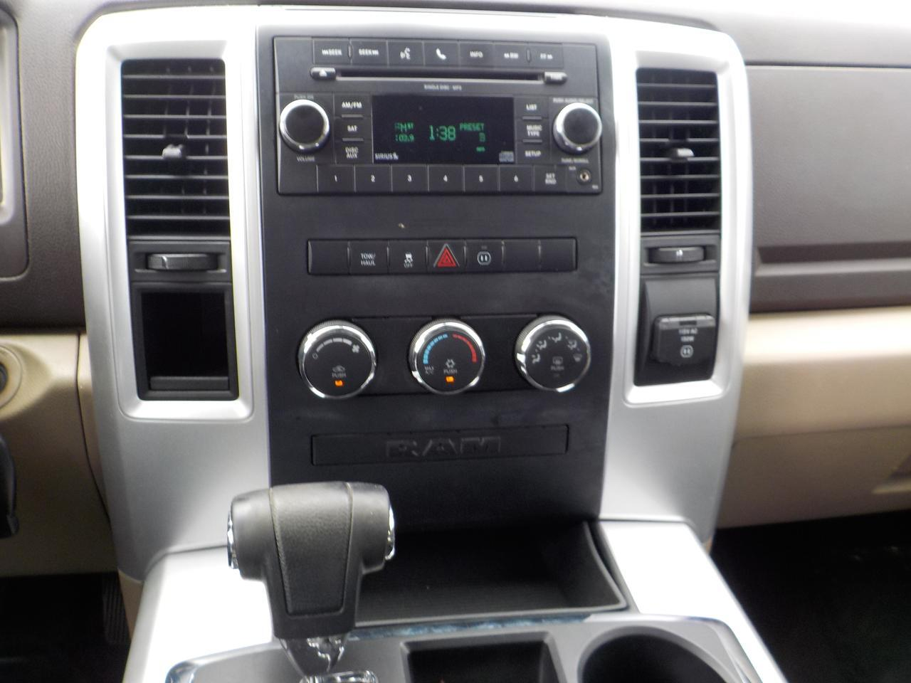 2011 RAM 1500 BIG HORN QUAD CAB, BLUETOOTH, AUX PORT, SIRIUS RADIO, A/C, CLIMATE CONTROL, CLEAN CARFAX! Virginia Beach VA