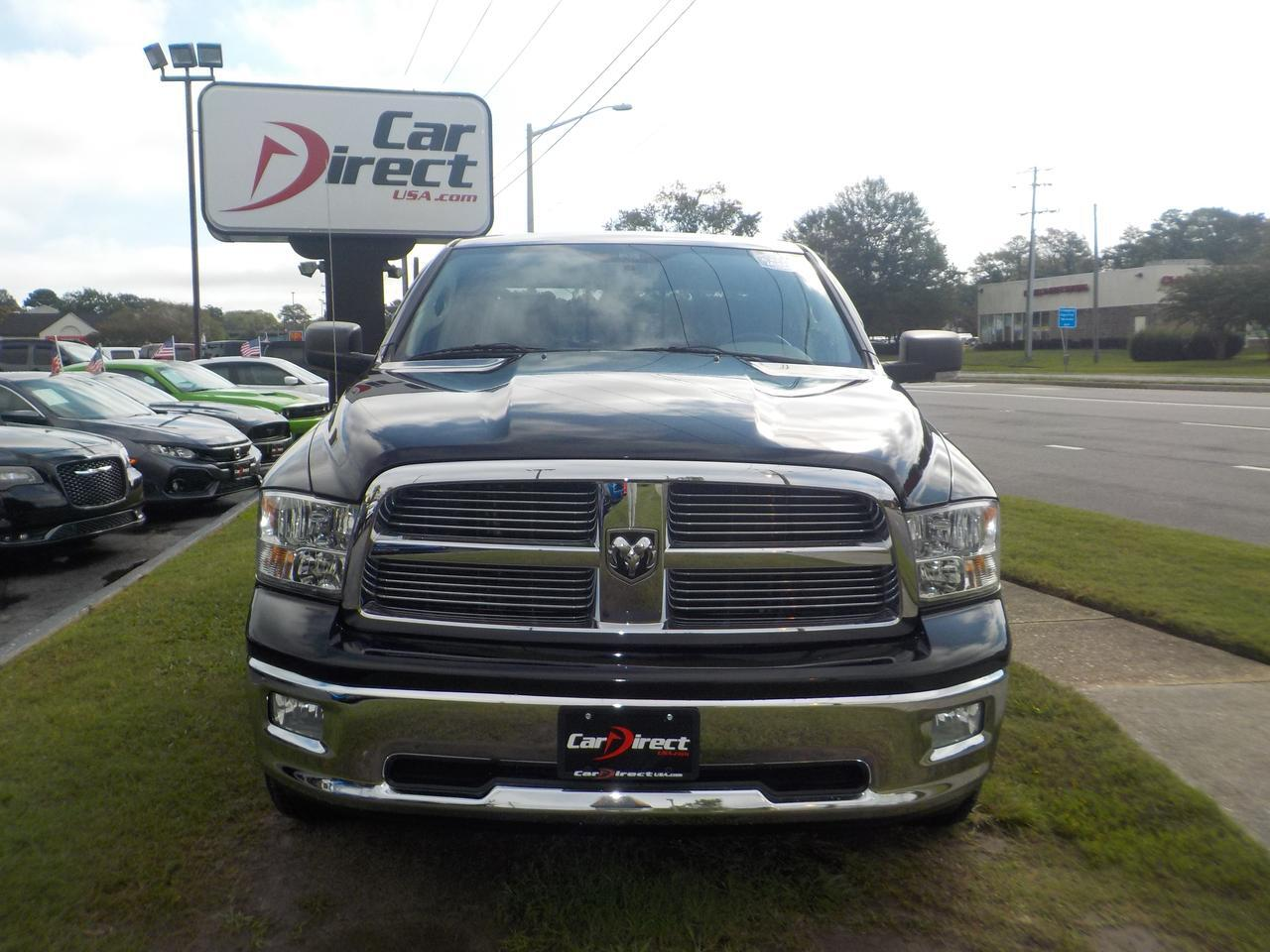 2011 RAM 1500 CREW CAB BIG HORN 4X4, 5.7L HEMI, RUNNING BOARDS, TOW PACKAGE, TONNEAU COVER, CHROME WHEELS!! Virginia Beach VA