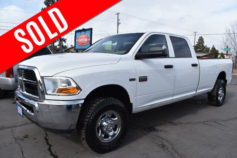 2011 RAM 2500 4WD Crew Cab Bend OR