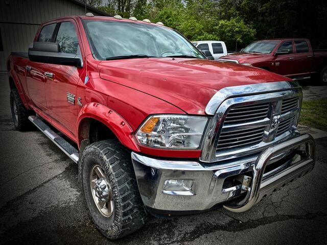 2011_RAM_2500 CREW CAB 4X4_BIG HORN_ Bridgeport WV