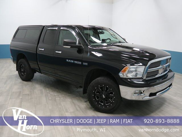 2011 Ram 1500 Big Horn Plymouth WI