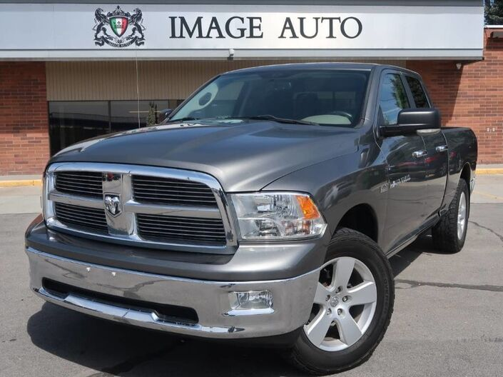 2011 Ram 1500 Big Horn West Jordan UT