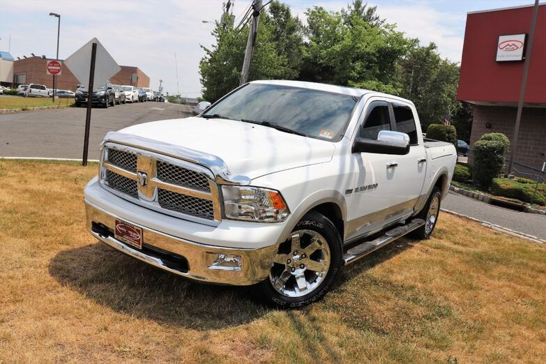 2011 Ram 1500 Laramie Rambox Cargo NavigationTow Hitch Bed Liner Sunroof Remote Start Backup Camera Springfield NJ