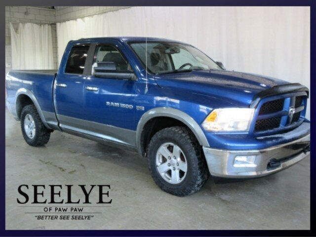 2011 Ram 1500 Outdoorsman Battle Creek MI