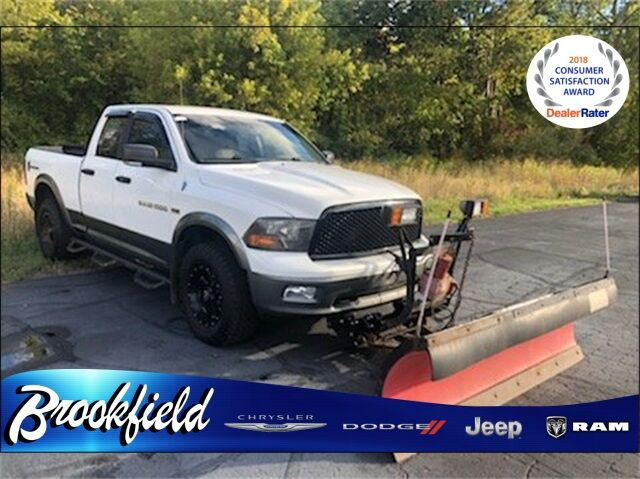 2011 Ram 1500 Outdoorsman Benton Harbor MI